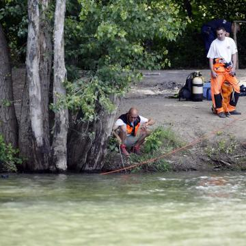 Holtan találták a Körösben elmerült férfit