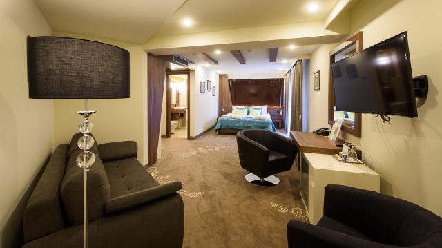 Kétszámjegyű a növekedés a szállodákban az első fél évben