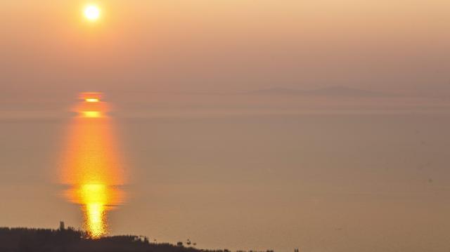Kis híján 30 fokos volt a Balaton