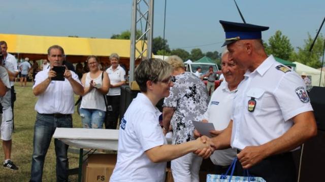 Kitüntették a legjobb megyei polgárőröket Sajóládon
