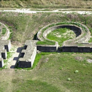Logisztikai központ lehetett a fenékpusztai római erőd