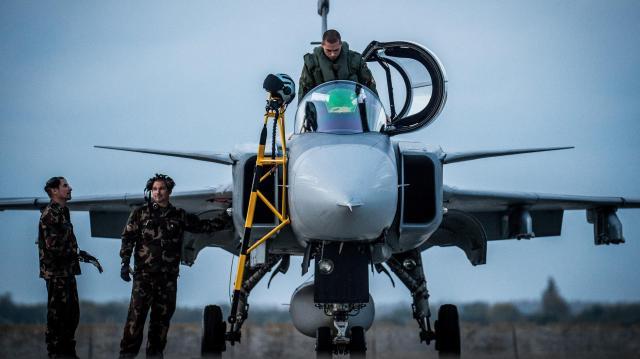 Magyar-brit légierő gyakorlat miatt lesz hangos a légtér