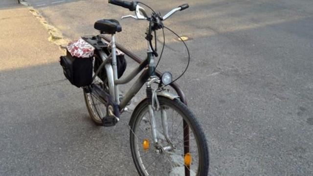 17 éves biciklis lányt ütöttek el