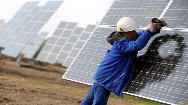 Fényenergiára kapcsolják Észak-Magyarországot