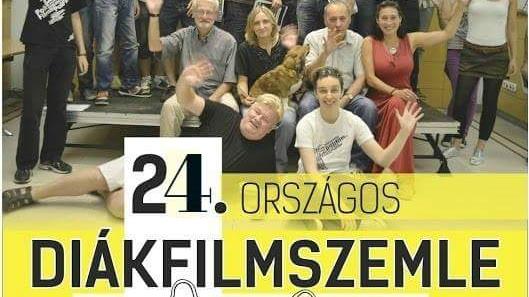 Kezdődik a 24. Országos Diákfilmszemle Budapesten