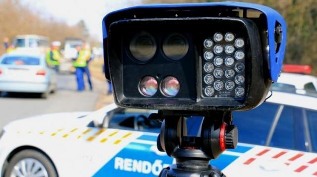 Sebességellenőrzések Somogy megyében