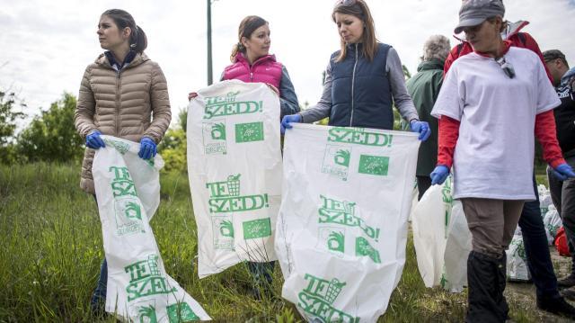 Szeptemberben lesz a TeSzedd! hulladékgyűjtő akció