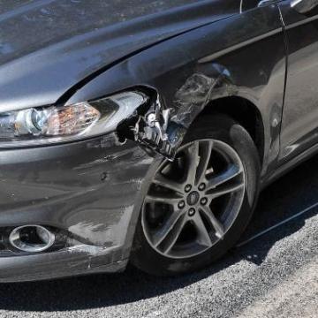 Több baleset is történt tegnap a városban