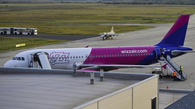Debrecen és Moszkva között indít járatot a Wizz Air