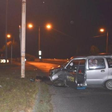Két ittas vezető is baleset okozott