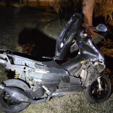 Súlyos sérülést szenvedett az elgázolt motoros