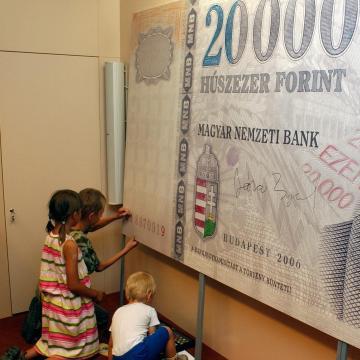 Fontos a gyerekek pénzügyi tudatosságának fejlesztése