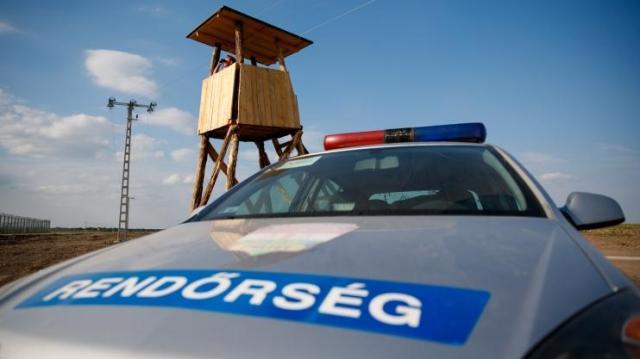Ismét több tucat illegális migráns próbálkozott Bács-Kiskunban
