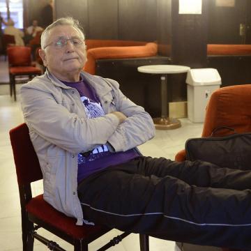 Jirí Menzel a Cinefest díszvendége Miskolcon