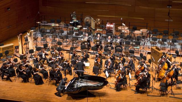 Kilencven hangversenyt adnak az évadban a Pannon Filharmonikusok