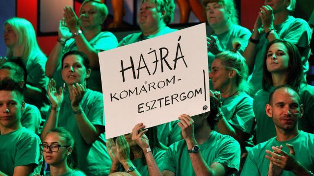 Komárom-Esztergom megye a Magyarország, szeretlek! műsorban