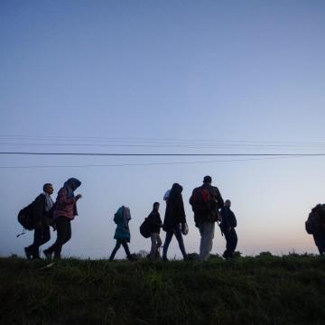 Huszonkét határsértőt fogtak el és vittek vissza Romániába