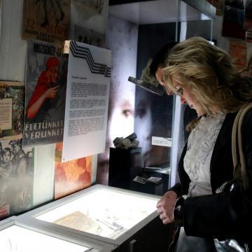 Országjáró kiállítás az I. világháborúról