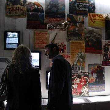 Többes számban - Országjáró kiállítás az I. világháborúról