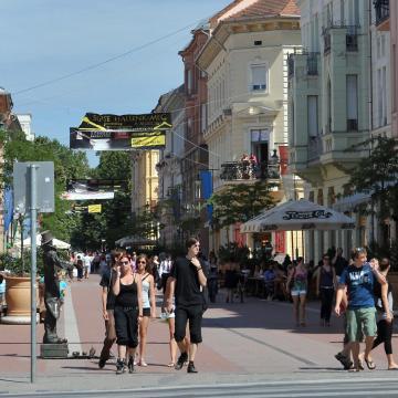 A magyarok több mint a fele azon a településen lakik, ahol született