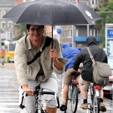 Borús, szeles idő várható ezen a héten