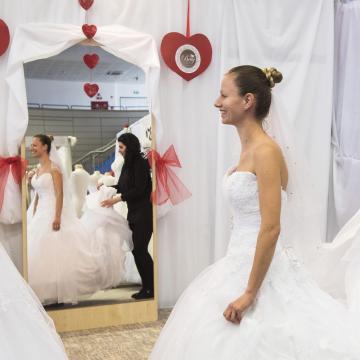 Egyre többen kérik az első házasok állami nászajándékát