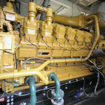 Energiát nyernek a biogázból és a szennyvíziszapból