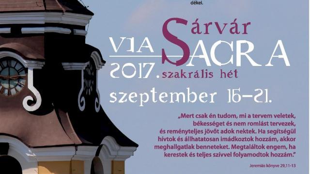 Magyar Napok, körmenet, zene a sárvári szakrális héten