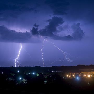 Térségünkben történt az egyik legtöbb viharkár a nyáron