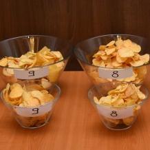Chips-teszt: vegyes eredménnyel zártak a ropogtatnivalók