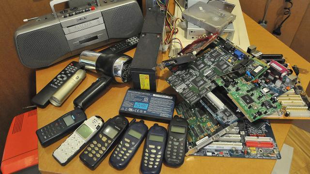 Jövő héten szombaton lehet leadni az elektronikai hulladékot