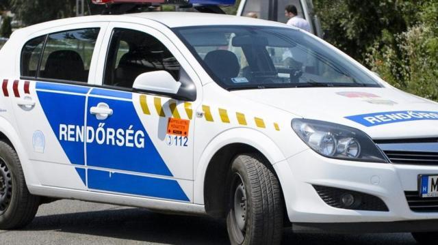 Balesetnél helyszíneltek a rendőrök Dombegyházon és Battonyán
