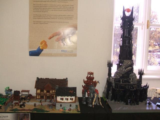 Esztergomban járt a Taj Mahal, az Eiffel-torony és a Star Wars járművei
