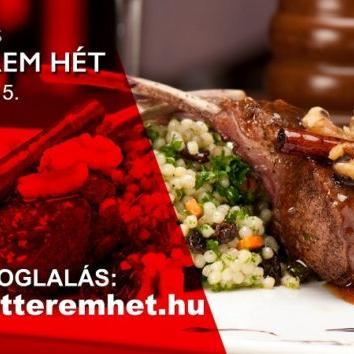 Megkezdődött az őszi Országos Étterem Hét