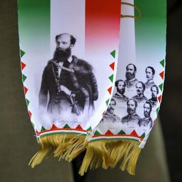 Nemzeti gyásznapon tisztelgünk az Aradi vértanúk előtt