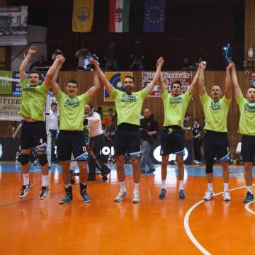 Férfi röplabda NB I - A Kaposvár nyerte a bajnoki döntő