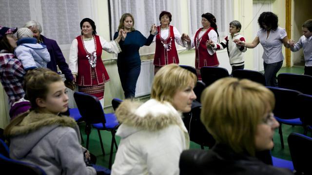 Görög táncházat tartanak az Inkubátorházban