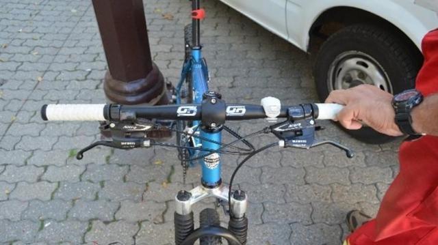 Önbíráskodás - Túl gyorsnak találta valaki a kerékpárost a sétálóutcában