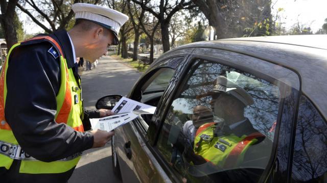Halottak napján se kegyelmeznek a rendőrök a szabálytalan autósoknak