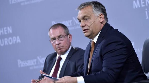 Orbán Viktor: Nem lehet befogadni új népcsoportokat egy országba, ha az ott élők ezt nem akarják