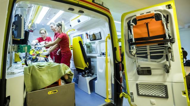 Képzéssel tovább javítható a sürgősségi ellátás hatékonysága