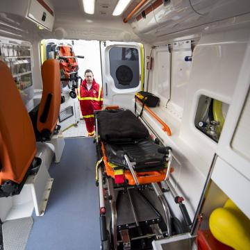 Gyógyvarázsprogram segít a mentőállomásokon