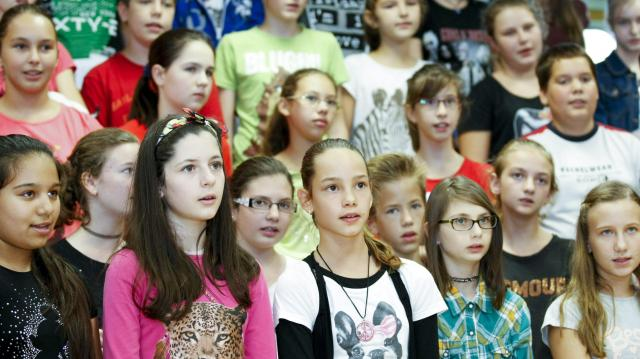 Internetes rekordkísérlet - Kórusok csatlakozhatnak az Énekel a világ kezdeményezéshez