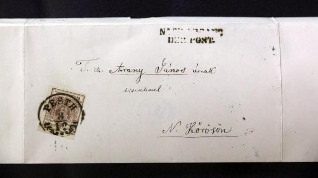 Levelezések Arany Jánossal - kiállítás nyílik szerdán a Művházban