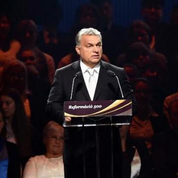 Orbán Viktor: Keresztény értékeket követő kormányzásra van szükség