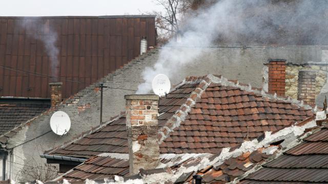 Fűts okosan! - A légszennyezés kétharmada a háztartásoktól ered