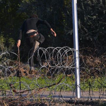 Magányosan próbált Magyarországra szökni