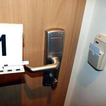 Szállodai szobákat fosztogató tolvajt fogtak