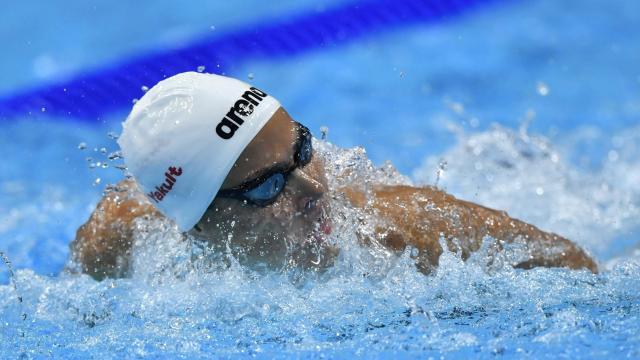 Taroltak a győriek a rövidpályás úszó ob-n - Jakabos kilenc aranyéremmel zárt