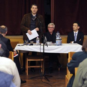 Hegedűs Zoltán alpolgármester irányítja Hódmezővásárhelyt az időközi választásig